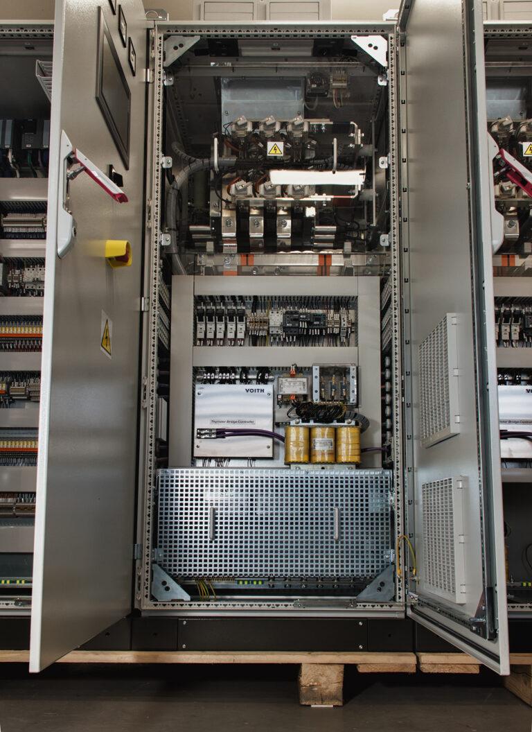Výroba elektrických rozvaděčů